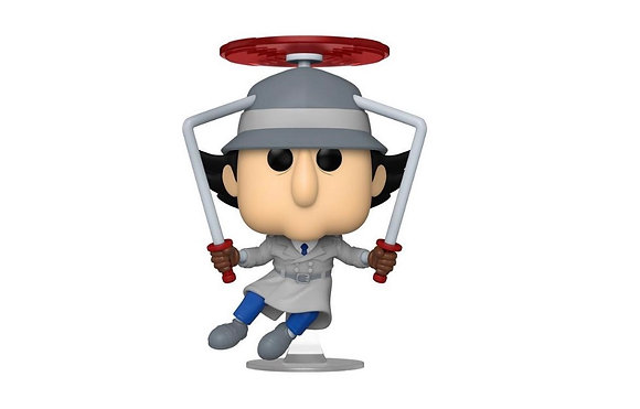 Funko Pop! Inspector Gadget: Inspector Gadget Flying