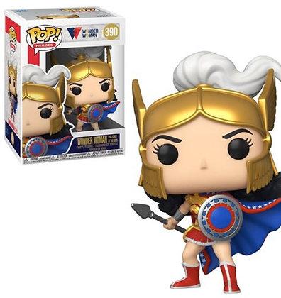 Funko Pop! DC Wonder Woman 80th: Challenge of The Gods Pop