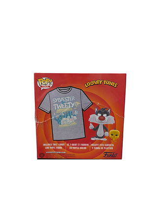 Looney Tunes Flocked Target Limited Edition with shirt