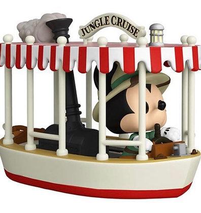 Funko Pop! Disney Jungle Cruise: Skipper Mickey with Boat