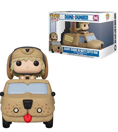 Funko Pop! Dumb and Dumber: Harry with Mutts Cutts