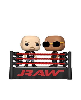 Funko Pop! WWE: The Rock Vs. Stone Cold Steve Austin