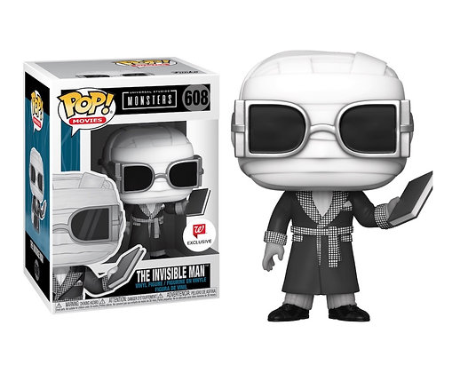 The Invisible Man Walgreens Exclusive #608
