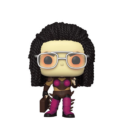 Funko Pop! The Office: Dwight as Kerrigan #1072 Shared Sticker Exclusive