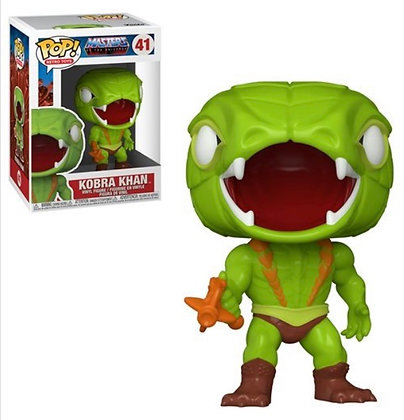 Funko Pop! Masters of The Universe: Kobra Khan