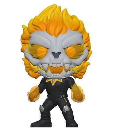 Funko Pop! Marvel Infinity Warps: Ghost Panther