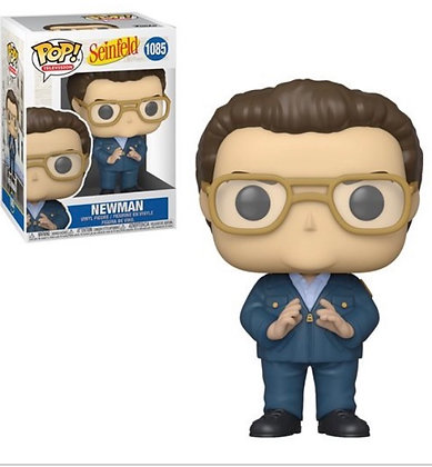Funko Pop! Seinfeld: Newman the Mailman