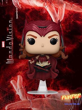 Funko Pop! Marvel WandaVision: Scarlett Witch
