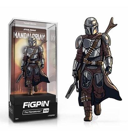 FiGPiN The Mandalorian: Mandalorian #508