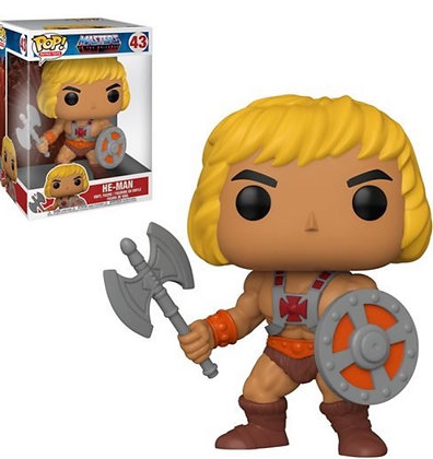 Funko Pop! Masters of The Universe: He-Man 10-Inch
