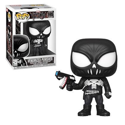 Marvel: Venomized Punisher