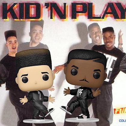Funko Pop! Kid 'N Play: Bundle of 2