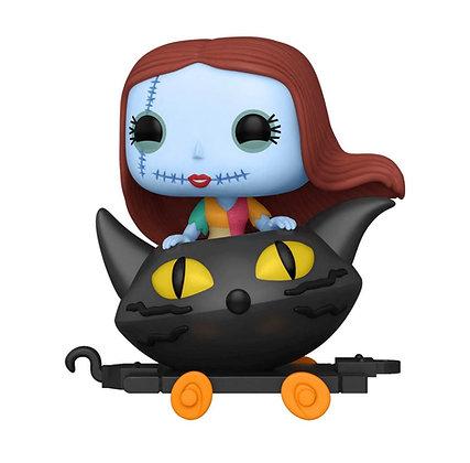 Funko Pop! Nightmare Before Christmas Train: Sally in Cat Cart
