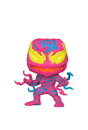Funko Pop! Marvel: Carnage #678 Black Light Funko Limited Edition