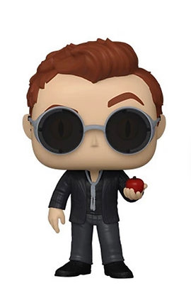 Funko Pop! Good Omens: Crowley with Apple(Common)