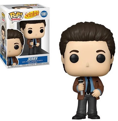 Funko Pop! Seinfeld: Jerry doing Stand-Up