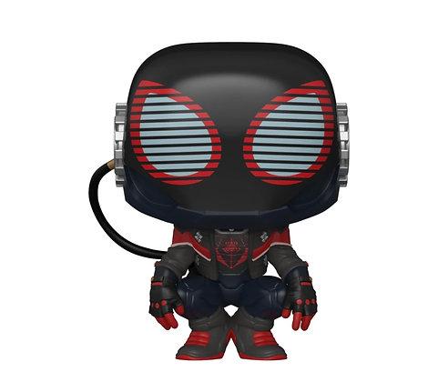 Funko Pop! Marvel Spider-Man Miles Morales: Game 2020 Suit