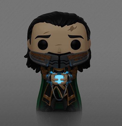 Funko Pop! Marvel Avengers Endgame: Loki #747 GITD Funko Exclusive
