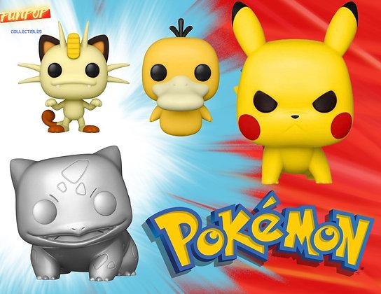 Funko Pop! Pokemon: Bundle of 4