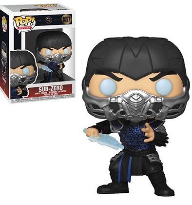 Funko Pop! Mortal Kombat: Sub-Zero