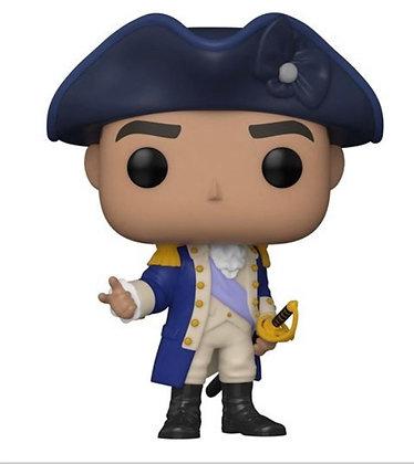 Funko Pop! Hamilton: George Washington