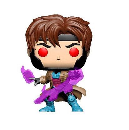 Funko Pop! Marvel X-Men: Gambit, Glow In The Dark, EE Exclusive