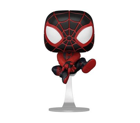 Funko Pop! Marvel Spider-Man Miles Morales: Game Bodega Cat Suit