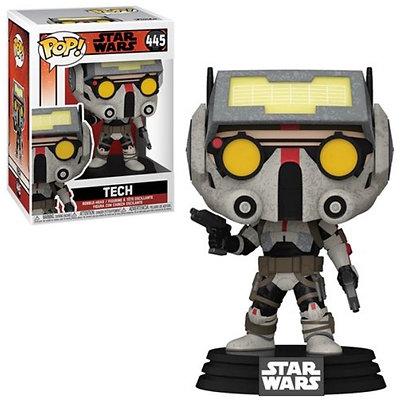 Funko Pop! Star Wars The Bad Batch: Tech