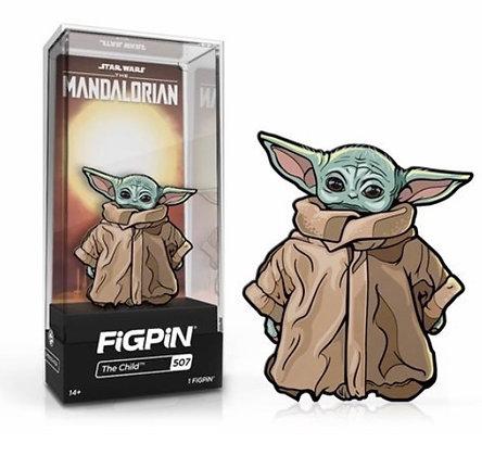 FiGPiN The Mandalorian: The Child #507