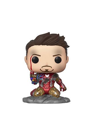 Funko Pop! Marvel: Iron Man ( I Am Iron Man ) GITD PX Exclusive