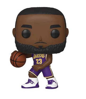 Funko Pop! NBA: LA Lakers LeBron James