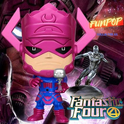 Funko Pop! Marvel: Galactus Metallic Version 10' Jumbo Pop PX Exclusive
