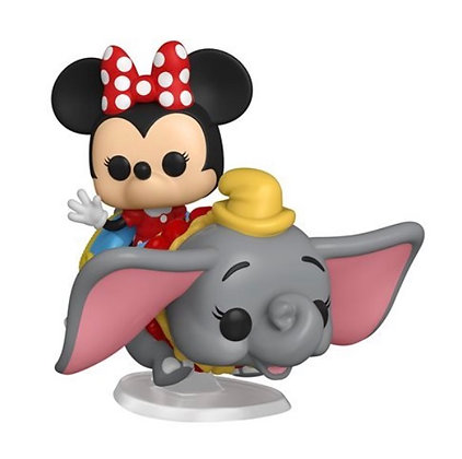 Funko Pop! Disney 65th Anniversary: Flying Dumbo Ride with Minnie