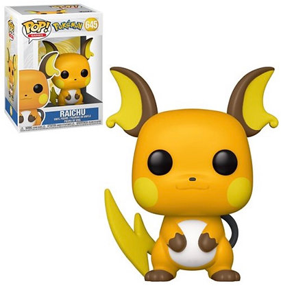 Funko Pop! Pokemon: Raichu