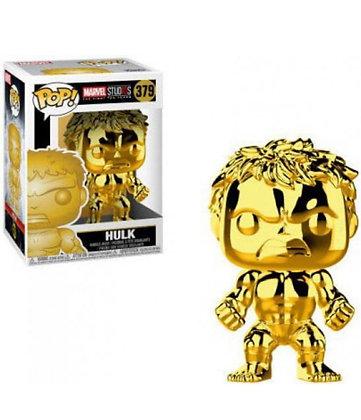 Marvel: Gold Hulk