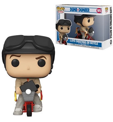 Funko Pop! Dumb and Dumber: Lloyd with Bicycle