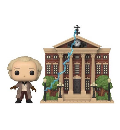 Funko Pop! Back to the Future: Doc at Clock Tower