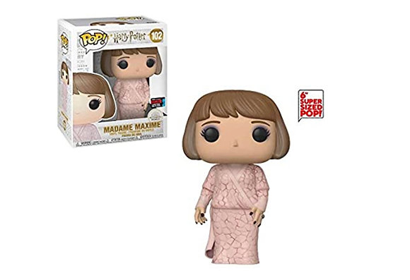 Madame Maxime Harry Potter Exclusive