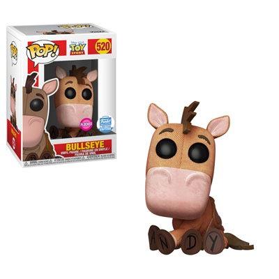 Funko: Bullseye Flocked Limited Edition #520
