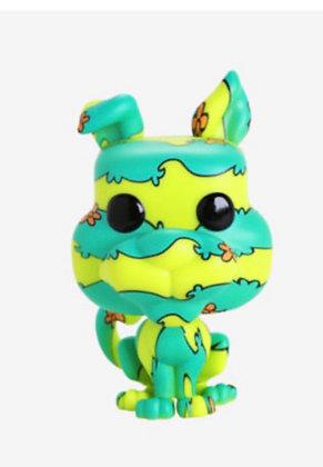 Funko Pop! Scooby Doo: Art Series Scooby Doo