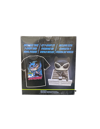 Catwomen POP! and TEE