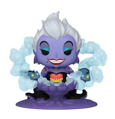 PREORDER Funko Pop! Disney Villains: Ursula on Throne Deluxe Pop