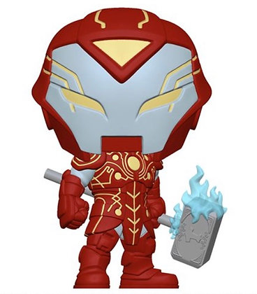 Funko Pop! Marvel Infinity Warps: Iron Hammer