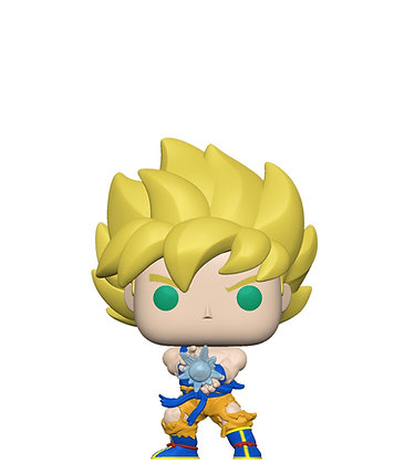 Funko Pop! Dragon Ball Z: SS Goku with Kamehameha