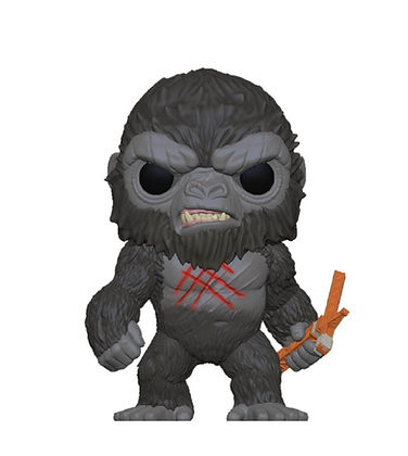 Funko Pop! Godzilla vs Kong: Battle Scarred Kong