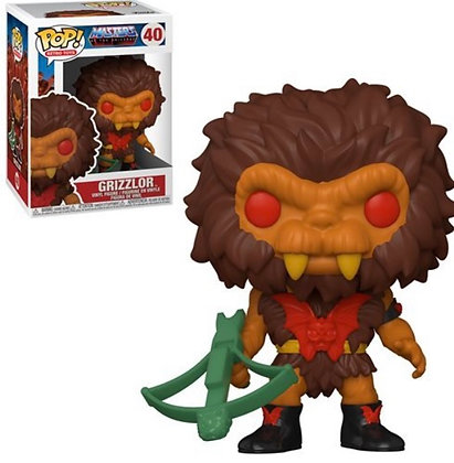 Funko Pop! Masters of The Universe: Grizzlor