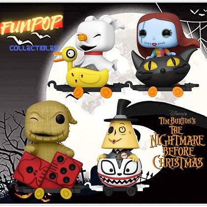 Funko Pop! Nightmare Before Christmas: Bundle of 4