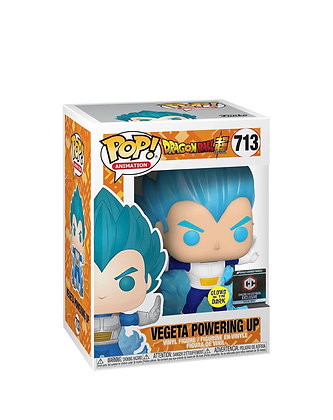 Funko Pop! Dragonball: Vegeta GITD #713 Chalice Collectible Exclusive