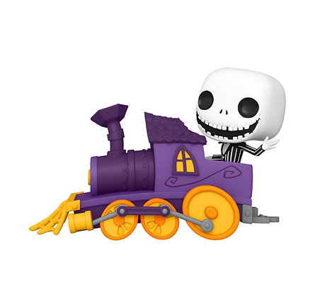 Funko Pop! Nightmare Before Christmas Train: Jack in Train Engine