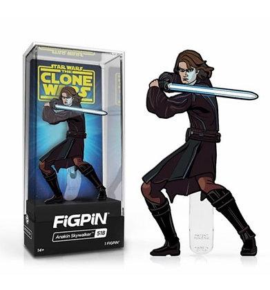 FiGPiN Star Wars Clone Wars: Anakin Skywalker #518